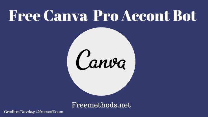 bot for canva pro